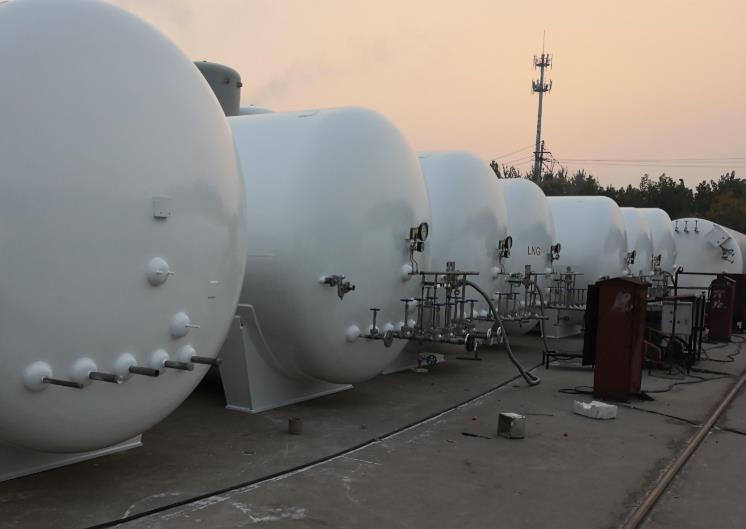 河北LNG储罐