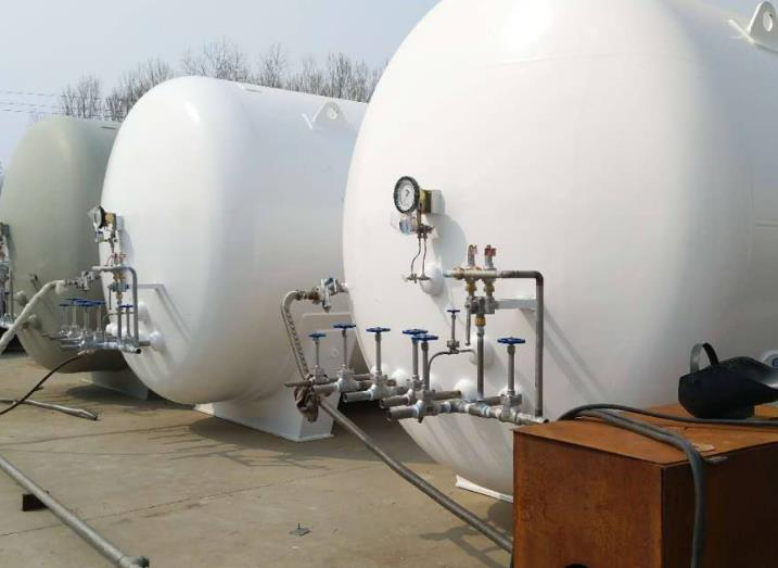 河北氧氮氩储罐